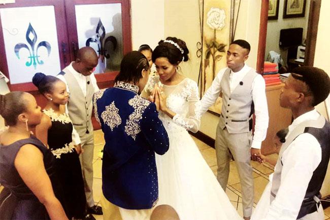 Caster semenya свадьба