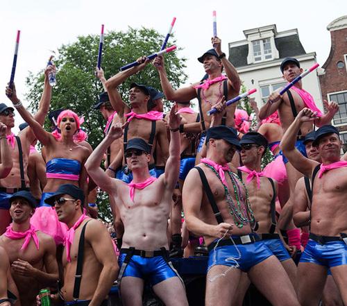 Гомосексуализм среди студентов