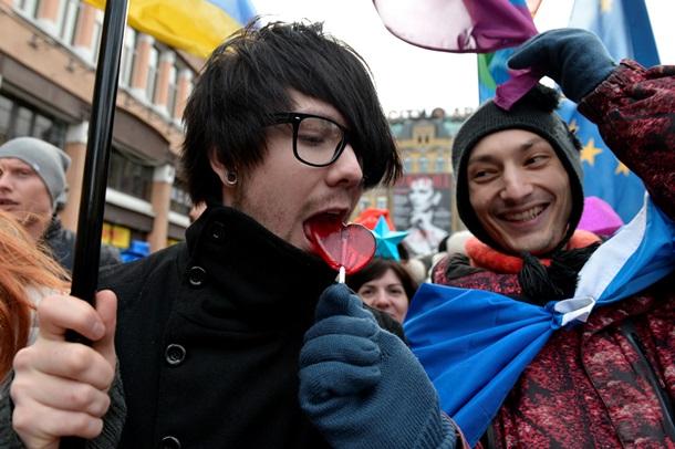 Гомосексуальные семьи в украине